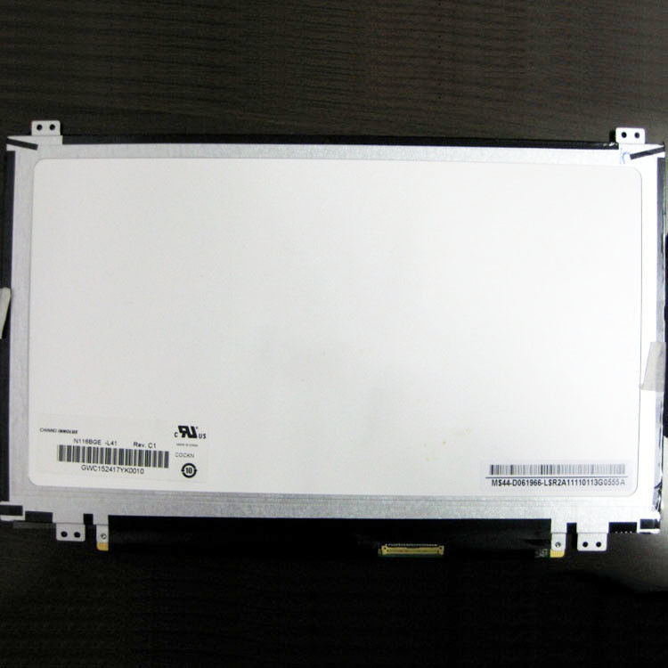 11.6 Inch Slim LCD Screen N116BGE L41 LVDS 40 Pin With 1366x768 Resolution