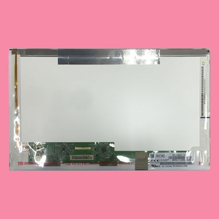 LVDS 40 PIN 14 Inch Laptop Screen Replacement HB140WX1 100 WXGA Wide Screen